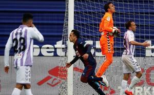 Vídeos: Mejores jugadas en el Eibar-Valladolid