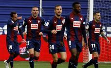 El Eibar, el único equipo que solo ha ganado un partido fuera de su casa