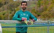 Asier Riesgo: «Tener dos equipos de Gipuzkoa en Primera es un lujo y un orgullo»