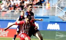 Eibar-Atlético de Madrid, en imágenes