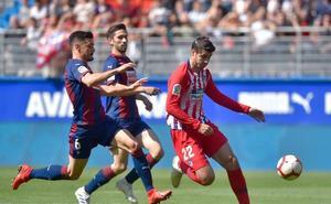 Vídeos: Mejores jugadas del Eibar - Atlético