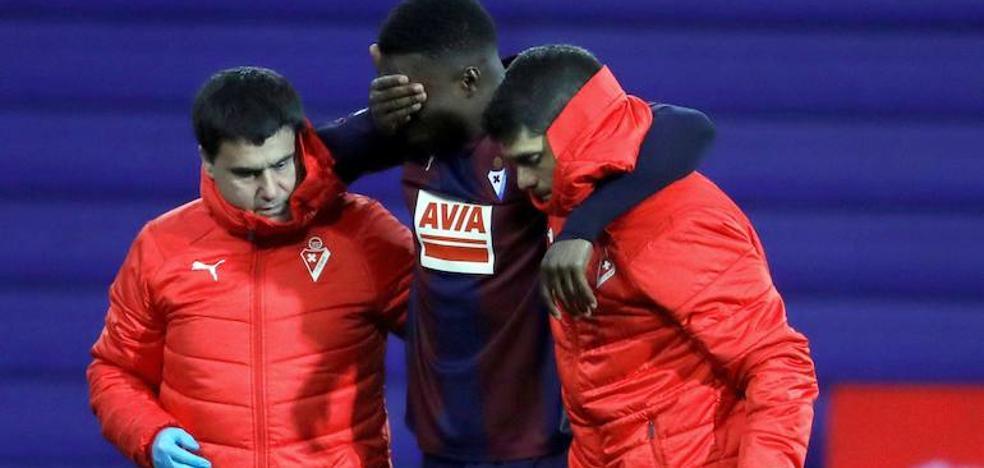 Kike García y Diop se perfilan como bajas para jugar en Valencia