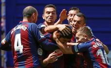 Vídeos: Gol de Cote y mejores jugadas del Eibar