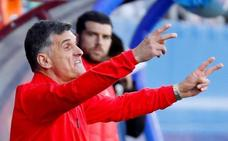 Mendilibar: «El Betis ha tenido más ocasiones que nosotros»