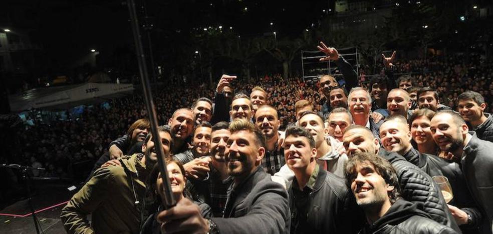 El Eibar organizará una fiesta con un concierto para celebrar la permanencia