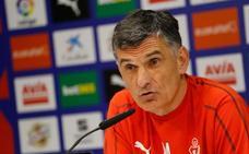 Mendilibar: «Cuando peor estaban nos han marcado el gol»