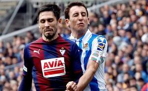 El Eibar vuelve a los entrenamientos pendiente del central Oliveira