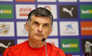 Mendilibar: «Merecíamos más puntos, pero la temporada es de notable»