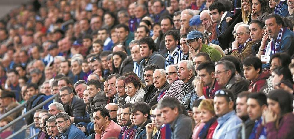 Athletic, Real Madrid y Real Sociedad, los partidos con mayor asistencia