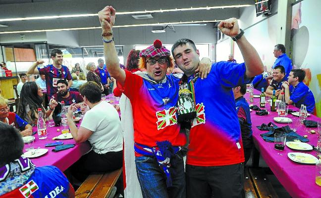 Las peñas del Eibar organizarán dos jornadas en Ipurua para hablar de temas de seguridad