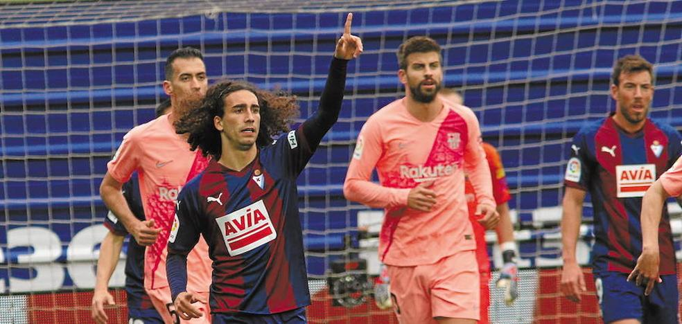 Marc Cucurella preseleccionado con la selección sub21