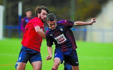 El CD Vitoria incorporará a jugadores del Eibar Urko para su nuevo proyecto