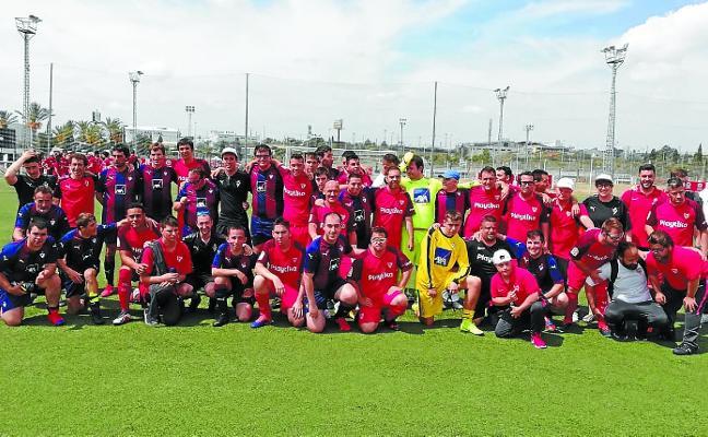 Torneo Ciudad de Eibar de Fútbol Adaptado
