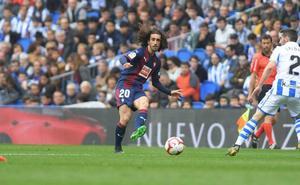 El Eibar apuesta por la juventud en su sexta temporada en Primera