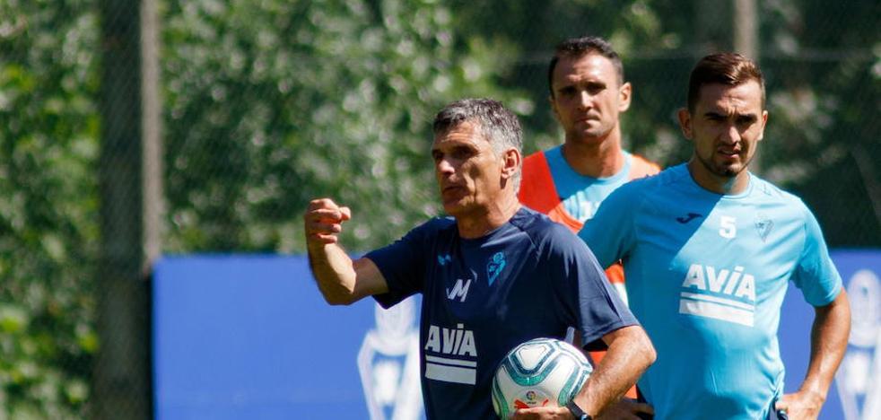 Mendilibar se lleva 25 jugadores a Dusseldorf