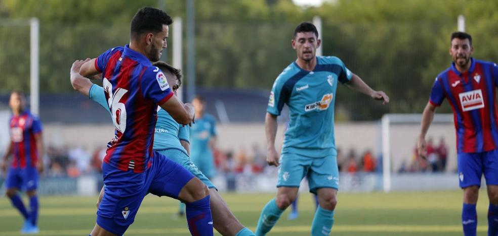 El Eibar firma un soso empate con Osasuna