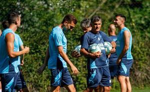 Mendilibar y sus hombres vuelven al trabajo con la mente puesta en Mallorca