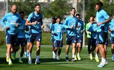 José Luis Mendilibar ha citado a veinte jugadores para enfrentarse al Osasuna