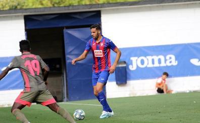 Esteban Burgos y Cote, listos para jugar ante el Espanyol