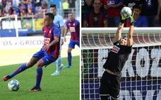 Orellana y Dmitrovic llamados por Chile y Serbia