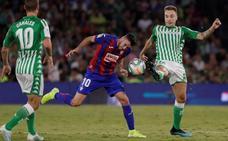 El Eibar llega reforzado al segundo parón