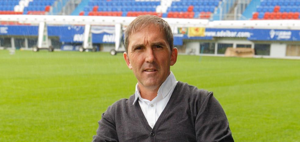 Fran Garagarza: «No vemos ninguna alarma que nos indique que nos tenemos que reforzar; el equipo es fiable»