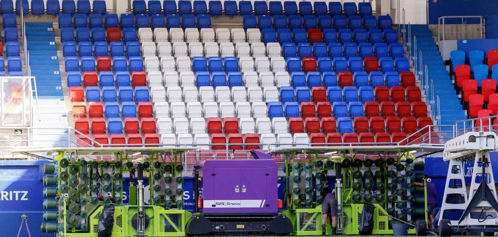 El Eibar pondrá a la venta 200 entradas nuevas para el partido ante el Barcelona de este sábado