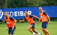 El Eibar prepara el choque ante el Villarreal