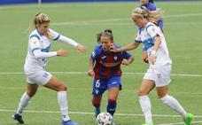 El Eibar se reencuentra con la victoria ante el Granadilla Tenerife