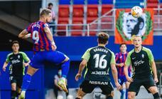 Así hemos narrado el Eibar - Sporting