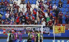 El Eibar buscará su tercera victoria consecutiva ante el Amorebieta