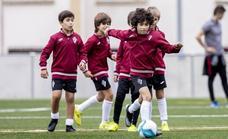 Comienza el curso en la Futbol Eskola del Eibar