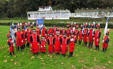 Lanceros de la Real Sociedad Hípica de San Sebastián