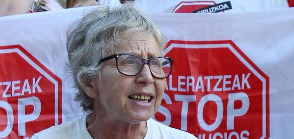 Rosa García, Tambor de Oro 2019