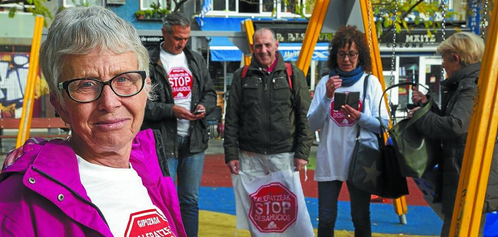 «La ciudadanía quiere mostrar otra Donostia»