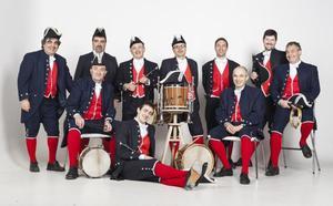 Mañana se celebra el concierto de la Banda de Txistularis