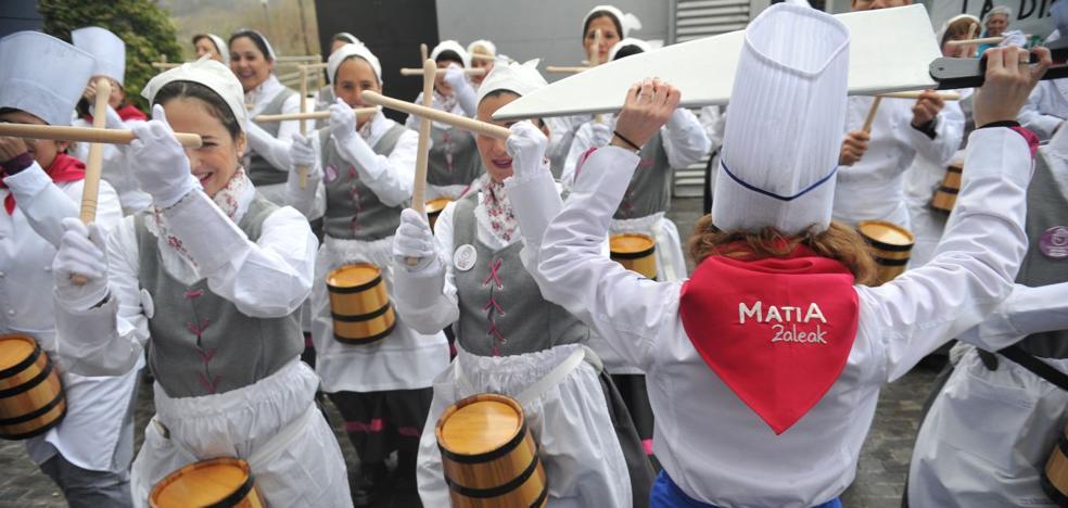 El día de San Sebastián, en imágenes