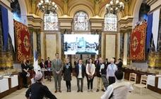 Unas Medallas al Mérito Ciudadano sin fecha, de lo poco que se salvará de la fiesta de la tamborrada 2021