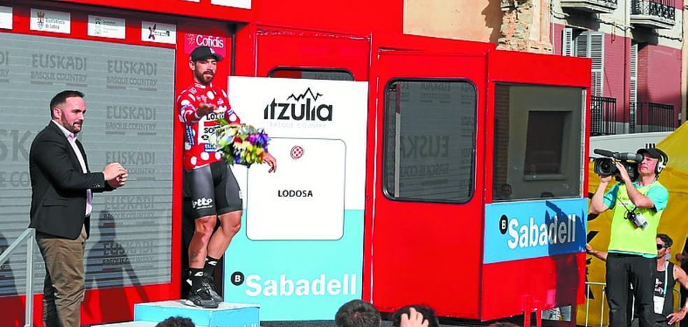 La Itzulia del año que viene terminará en las calles de Eibar