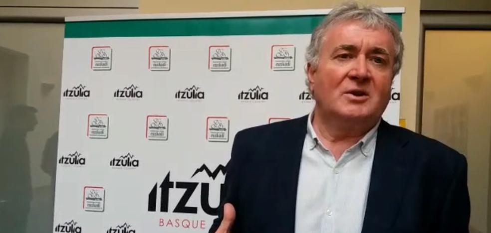 Eraso: «Los cambios de Vuelta al País Vasco han encajado bien y se mantendrá el esquema»