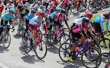 Directo: la tercera etapa de la Vuelta al País Vasco 2019 entre Sarriguren y Estibaliz