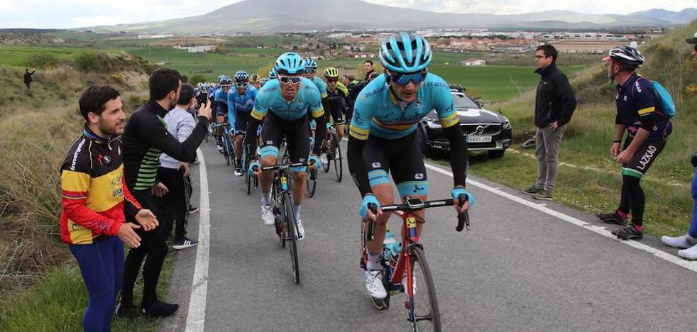 La segunda etapa de la Vuelta al País Vasco, en directo