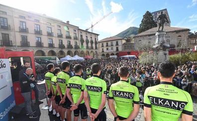Vuelta País Vasco: Listado oficial de dorsales y equipos