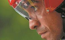 Contador: «Se debe poner un plato grande de 58 para la primera parte de la crono de la Vuelta al País Vasco»