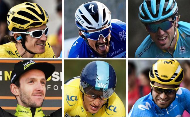 ¿Quiénes son los favoritos a la victoria en la Vuelta al País Vasco?