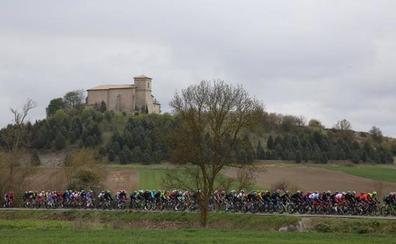 La cuarta etapa de la Vuelta al País Vasco 2019 entre Vitoria y Arrigorriaga, en directo