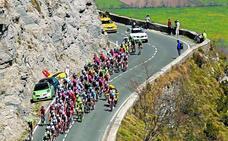 Los colosos, aparcados en la Vuelta al País Vasco