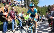 Directo: la quinta etapa de la Vuelta al País Vasco 2019 entre Arrigorriaga y Arrate