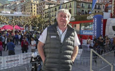 Julián Eraso: «Ojalá podamos ir a Iparralde, si no es el año que viene, cuanto antes»