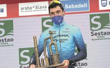 «Un ezkiotarra correrá un día el Tour»